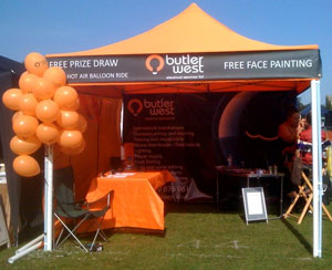 Dunmow Carnival Stand
